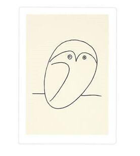 Pablo Picasso, Le Hibou