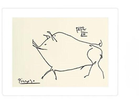 Pablo Picasso, Le Petit Cochon