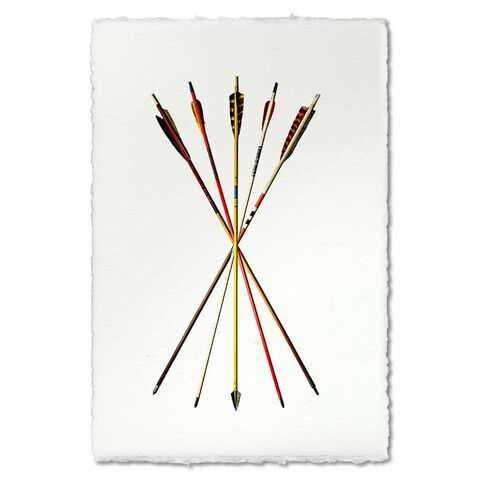 Arrow Study, 4