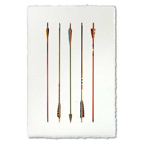 Arrow Study, 3