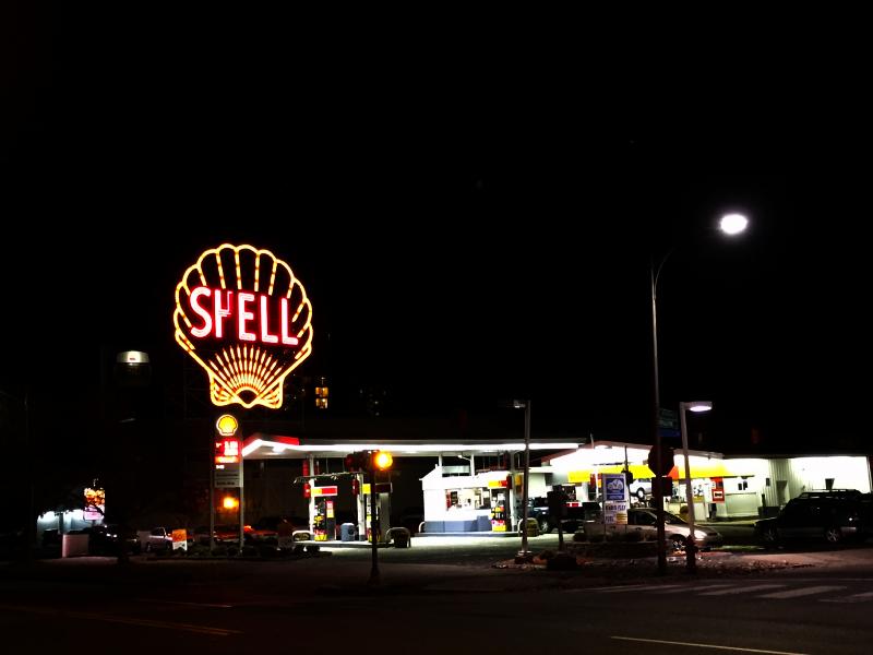 shell sign, magazine street(sonya kovacic)