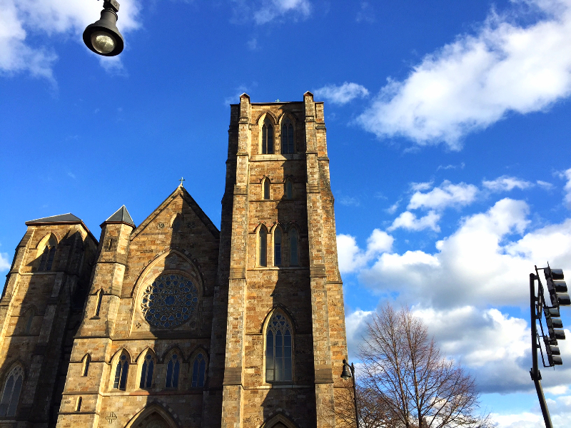 cathedral of the holy cross,south end(sonya kovacic)