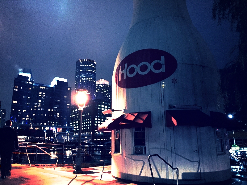 hood milk bottle, fort point (sonya kovacic)