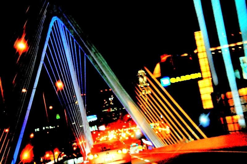 crossing the zakim bridge (sonya kovacic)