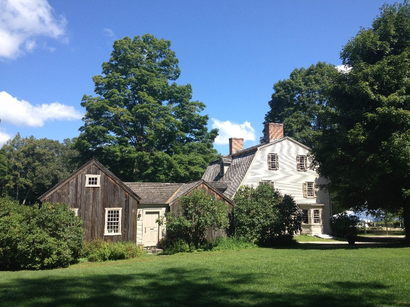the old manse, concord (sonya kovacic)