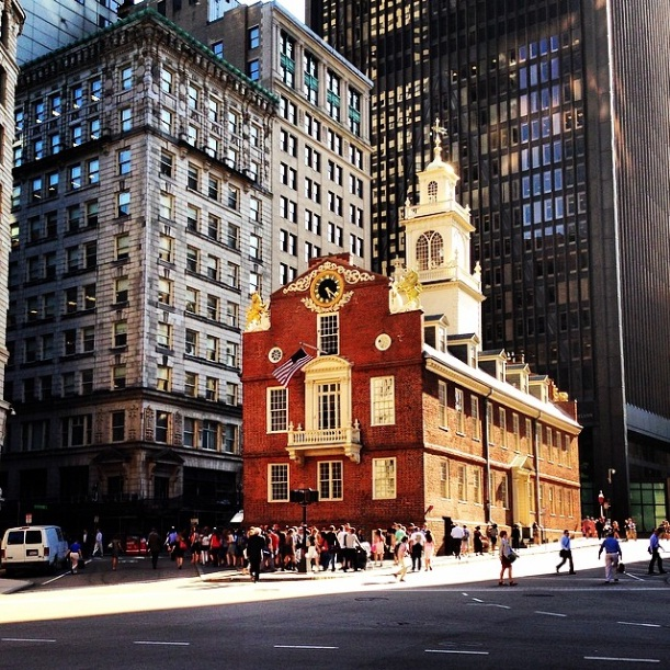 old state house  ( @samihagan10 )