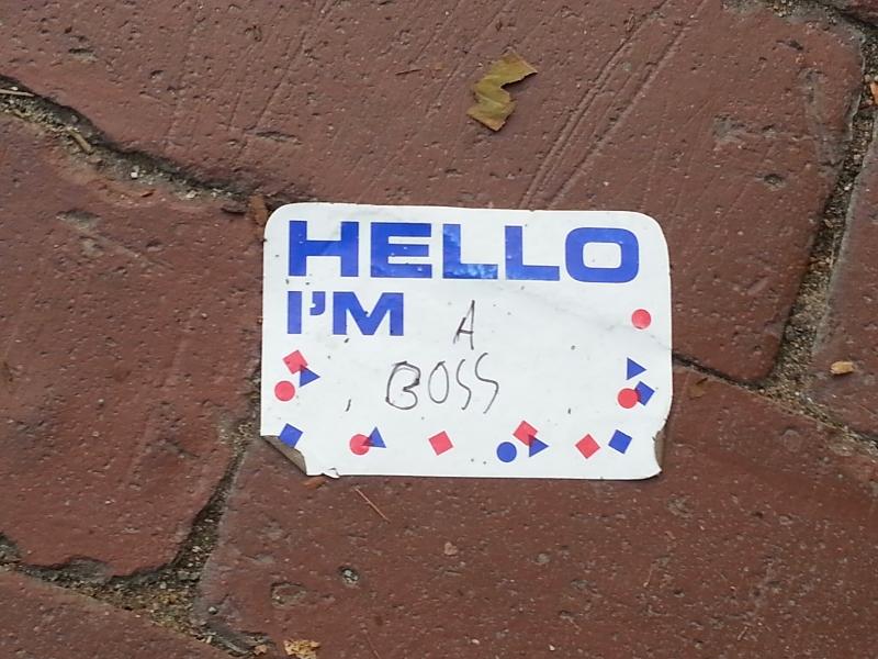 sidewalk nametag  (sonya kovacic)