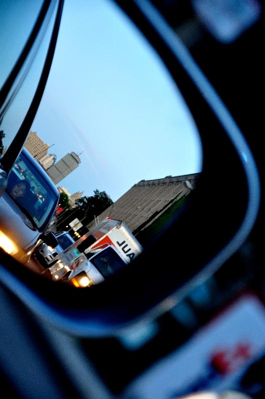 traffic!  (sonya kovacic)