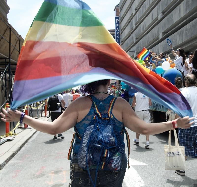 boston's pride parade  (sonya kovacic)