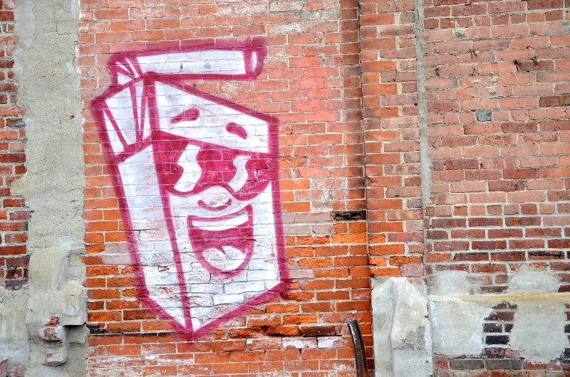 graffiti, chinatown  (sonya kovacic)