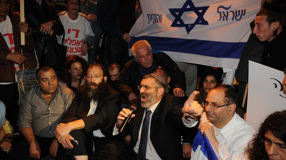Michael Ben-Ari of Strong Israel