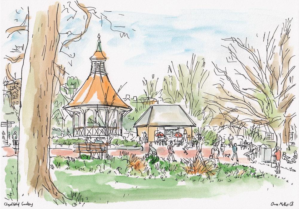 Chapelfield Gardens
