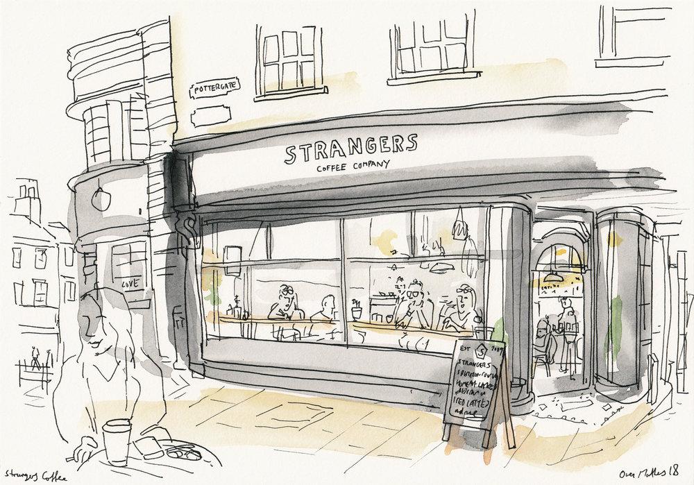 Strangers Coffee