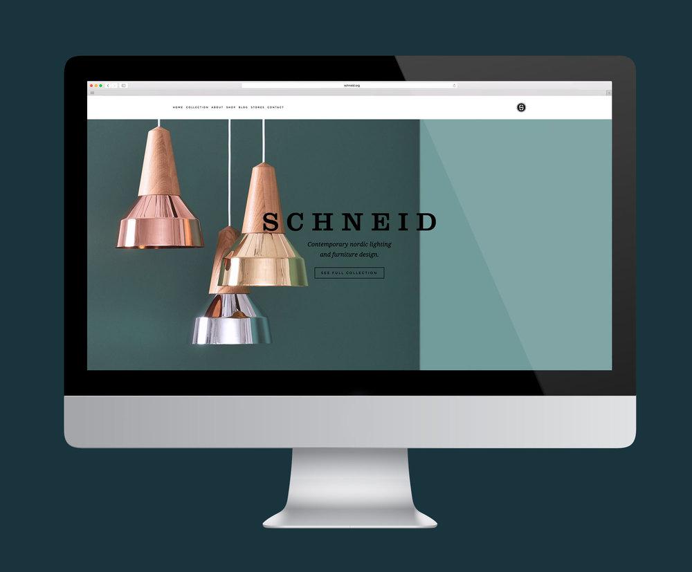 Schneid – Website