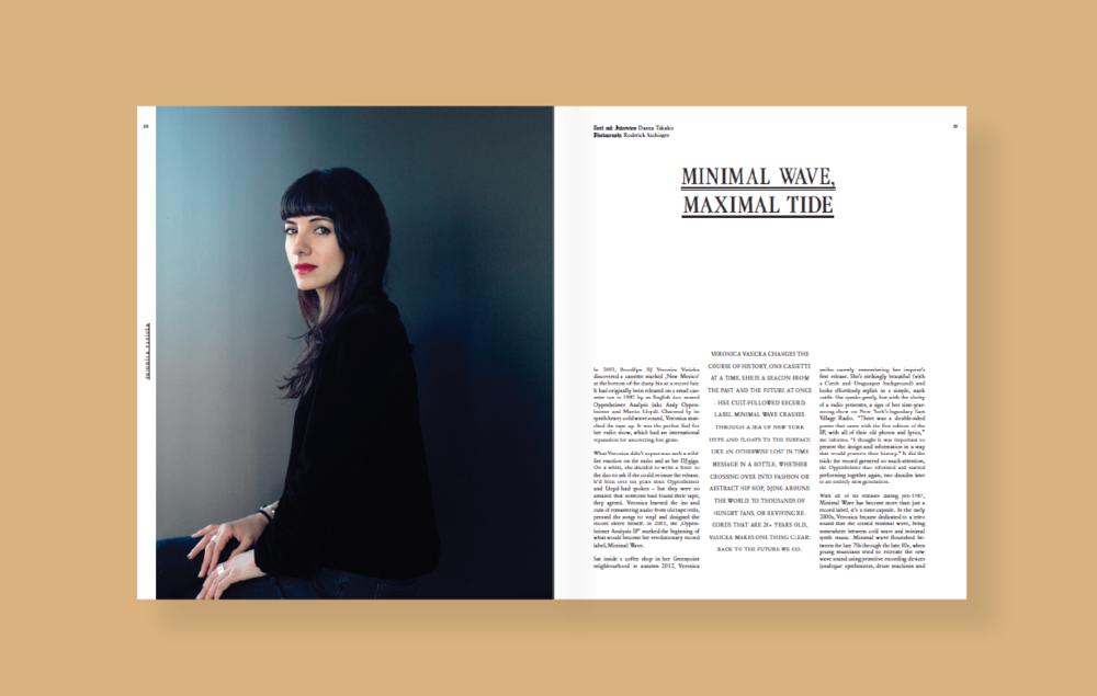 Indie Magazine –Editorial