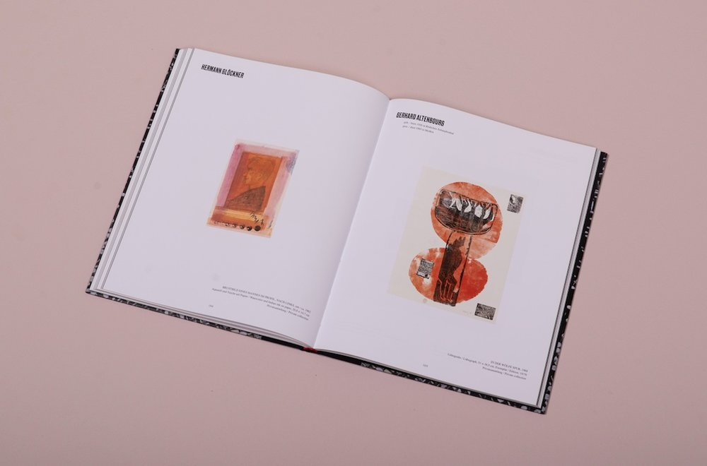Lübeck collects   — Art Exhibition Catalogue       01 | 17