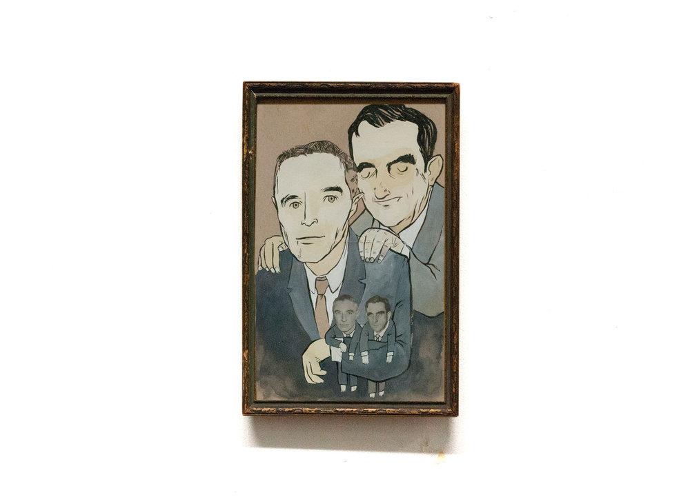 J. ROBERT OPPENHEIMER & EDWARD TELLER