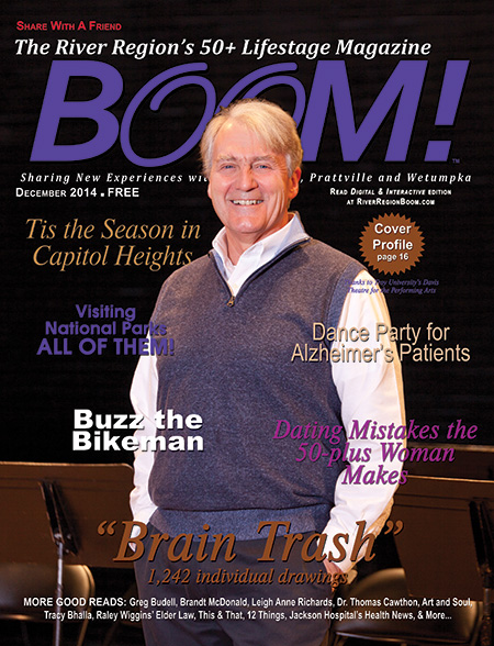 BOOM! December 2014 Cover Profile: Thomas Hinds Maestro & Daddy
