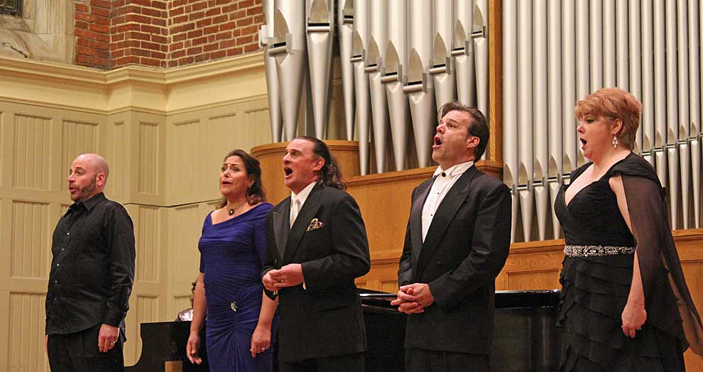 Vann Vocal Institute 2018 - 11th ANNIVERSARY: Thursday–Saturday, March 8–10, Ligon Chapel, Flowers Hall, and Smith Music Building's Delchamps Recital Hall. This special event brings young singers from high schools and colleges across the region to Huntingdon for master class training with prominent international opera stars. A Celebrity Recital and Emerging Artists Recital are part of the events. Master classes are open to the public, as are both recitals.