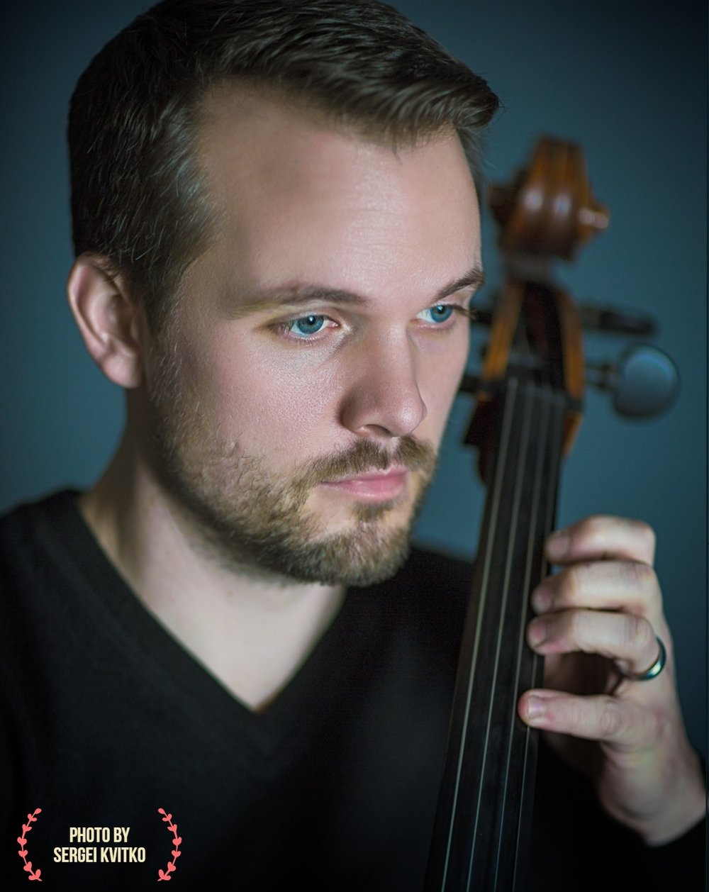 Nathan Cottrell - MONTGOMERY SYMPHONY CELLO FELLOW