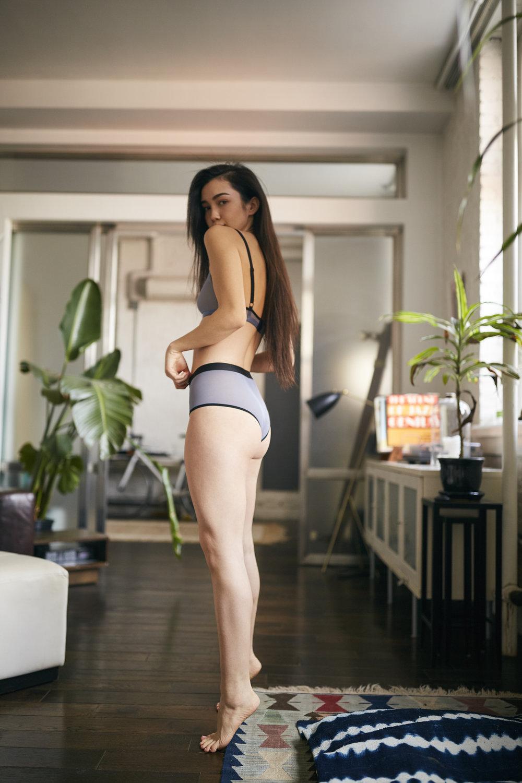 Negative Underwear social media campaign