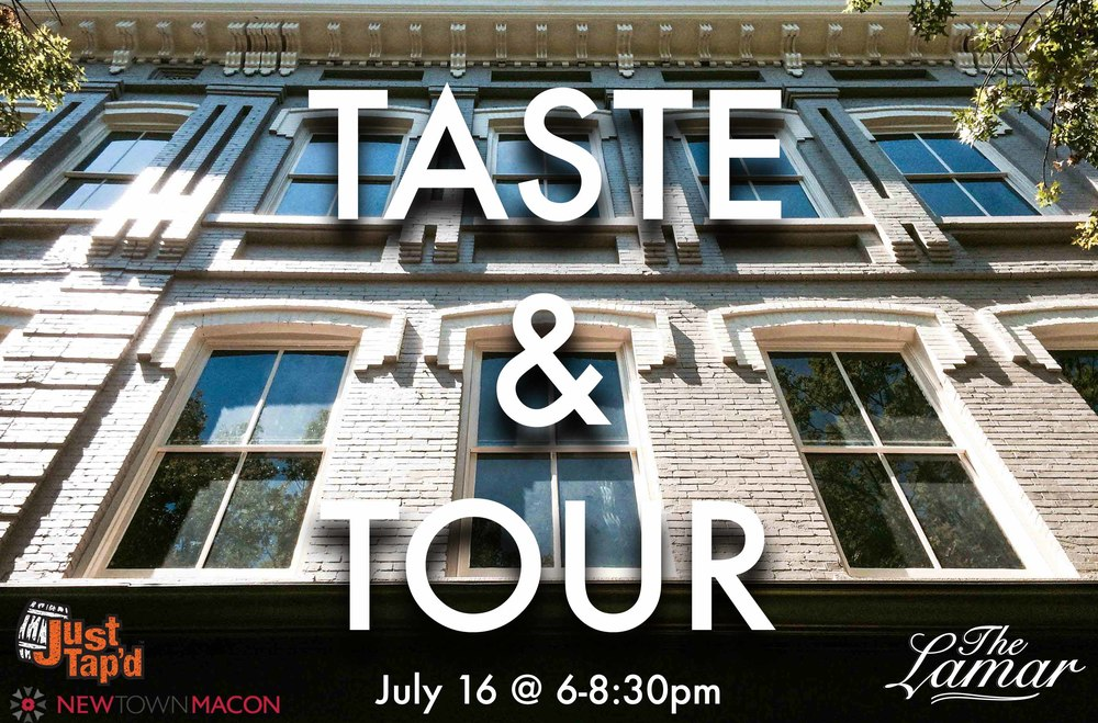 The Lamar Taste and Tour