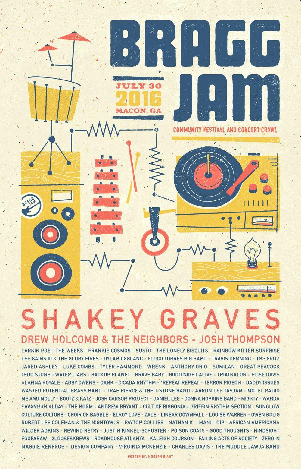 Bragg Jam 2016