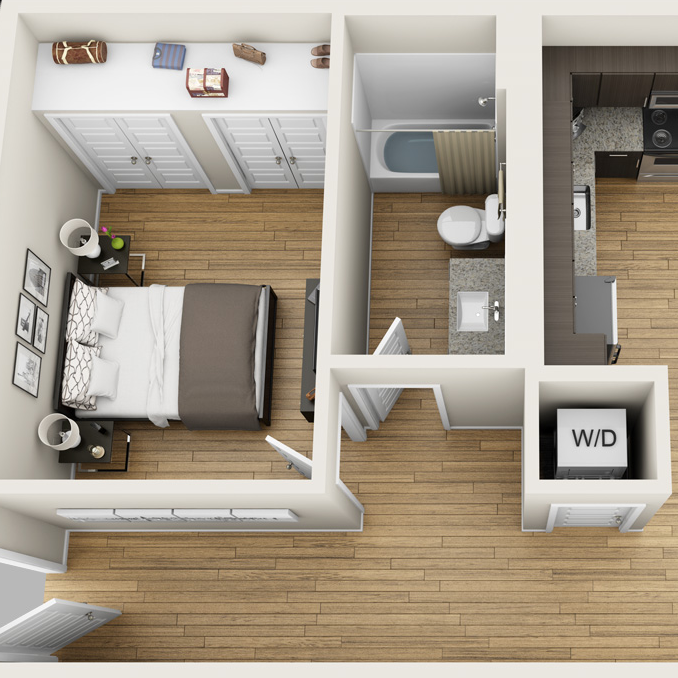 Apartments Macon Ga: Apartments For Rent In Macon GA ― The Lamar