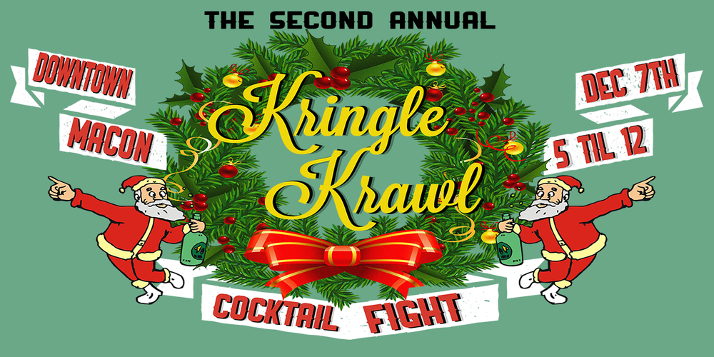 Kringle Krawl Macon GA
