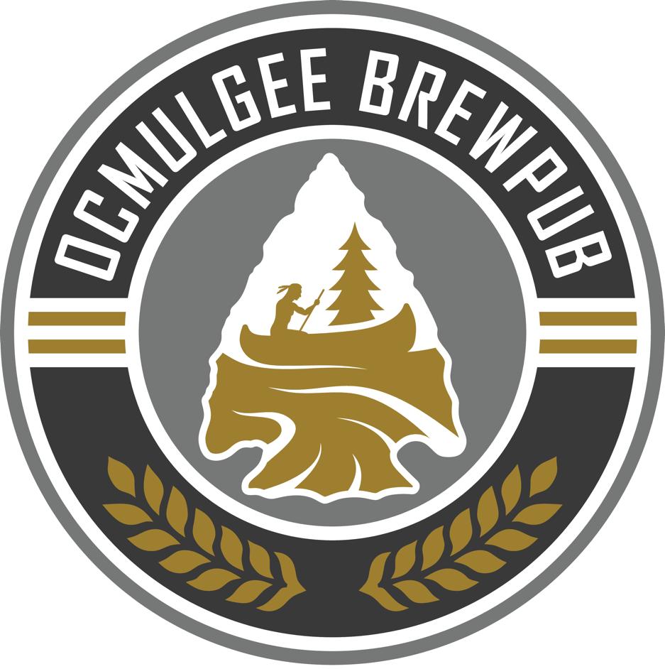 ocmulgee brewpub logo
