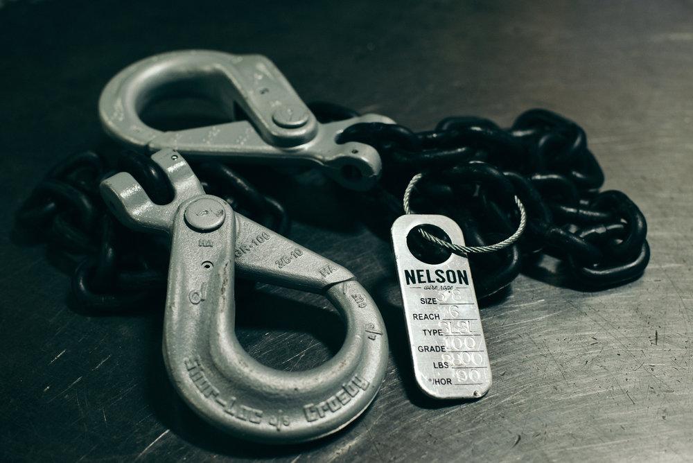 - Chain Slings