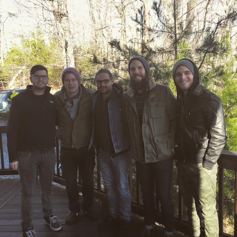 Soundstripe team at Annual Cabin retreat Jan 2016