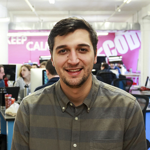 Kyle Reeves. Senior Developer Kyle's Favorites: My hot wife, basketball, queso, asking Trevor questions, Michael Jordan