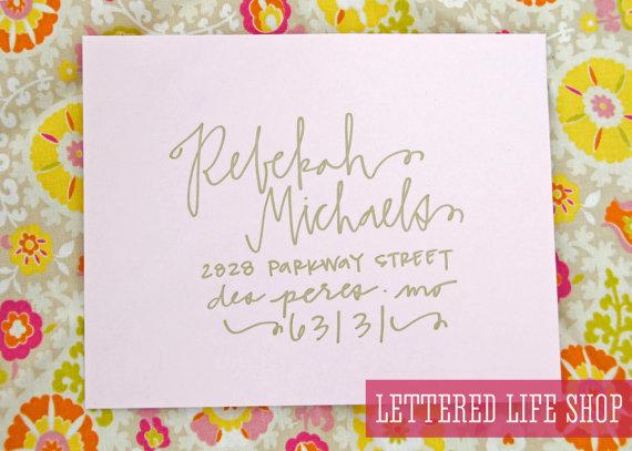 Lettered Life Shop