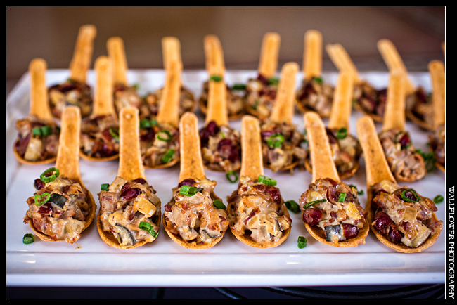 Edible Spoon - Jonz Catering