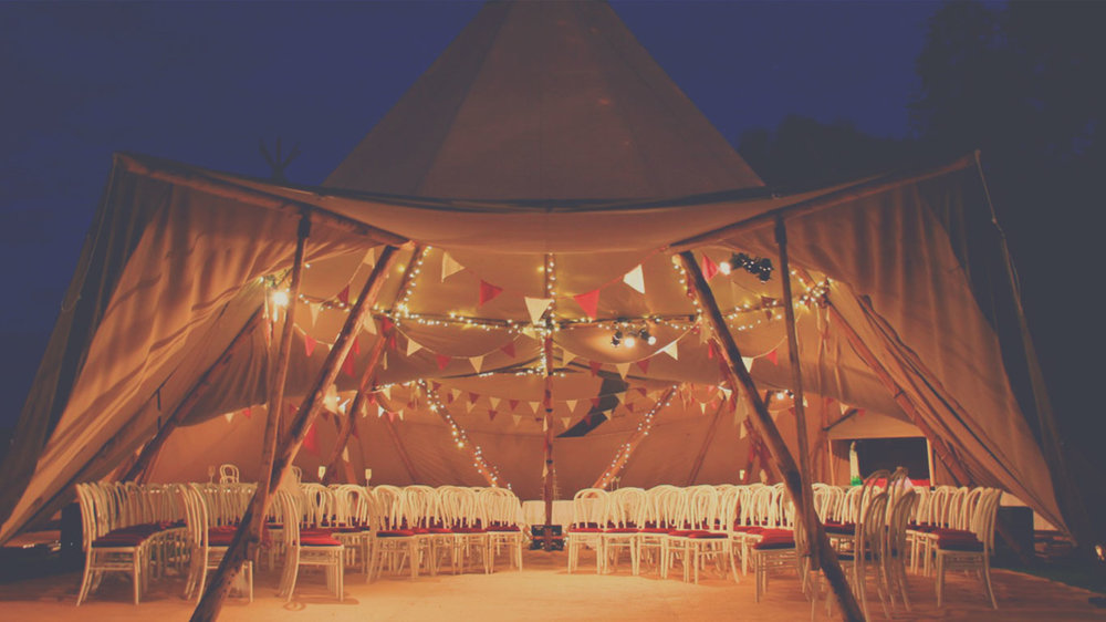 tipi-corporate-event