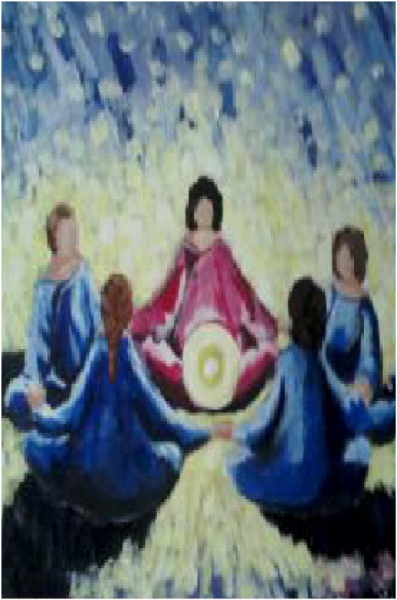 Healing Circle Meditation Facilitators