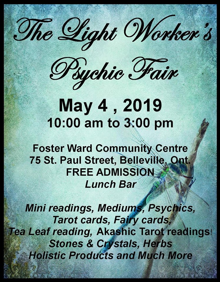 The Light Workers Psychic Fair — Mindful Journey