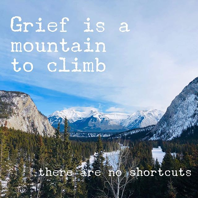 """I'm sorry that your grief journey may be difficult and take longer than you were hoping. There are ways to ease the pain. Here are some tips: Post on Instagram as a way to express your grief, remember to breathe, try not to isolate (seek out people who understand what you are going through), move your grief energy around by stretching or taking a walk. Most importantly - read my book """"Courage Road: Your Guide from Grief to Hope"""" where you'll find many more practical tips and knowledge. For more info, click on my Bio. #grief #lifeafterloss #grieving #lossofalovedone #tragedy #emotionalwellness #courageroad #inspiration #inspirationalquotes #griefbooks #hope #grieftohope #widow #widower #siblingloss #survivor #griefsupport #heartache #sorrow #courage #brokenheart"""