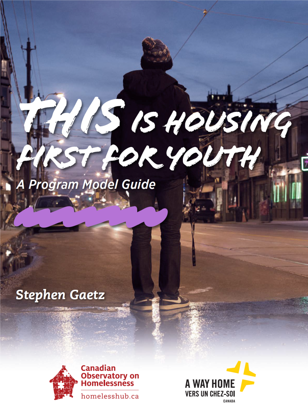 Housing First for Youth