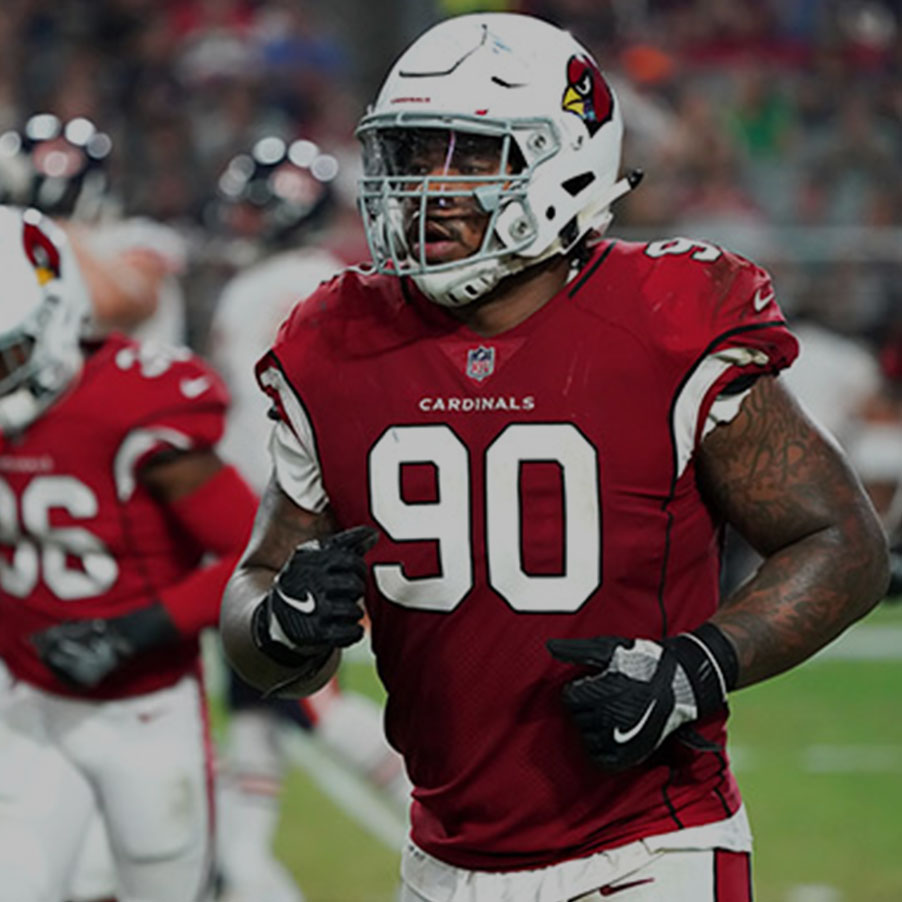 <strong>Robert Nkemdiche</strong><p>Arizona Cardinals</p>