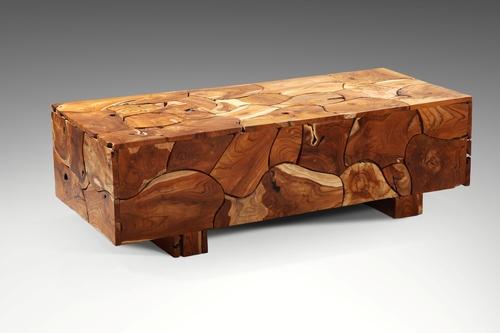 eclectic coffee table | idi design