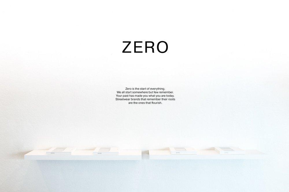 Zero Wall shot