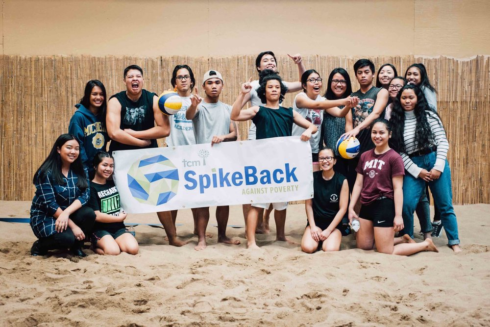 ReCharge Youth at SpikeBack 2016