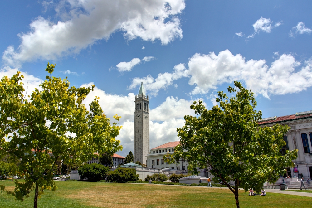 UC BERKELEY (Credit: John Morgan)