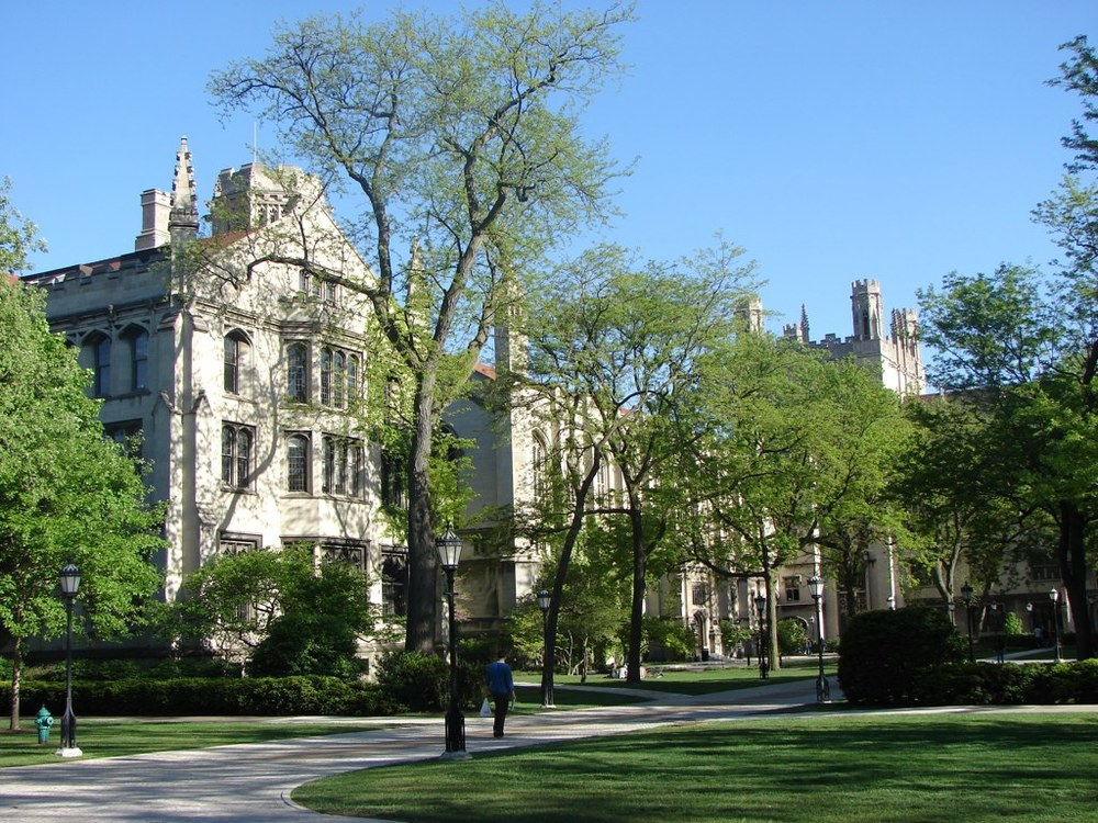 University of Chicago - Flickr