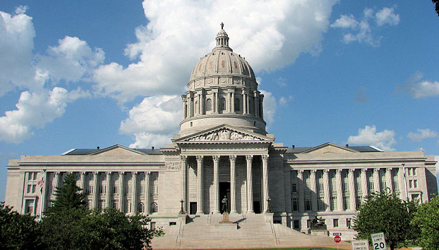 Missouri state capital. Photo: RebelAt/WikiCommons