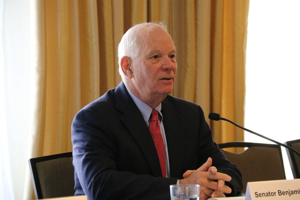 Senator Ben Cardin. Photo: Flickr/OSCE Parliamentary Assembly