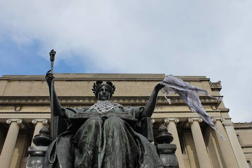Columbia Dismisses SSI Complaint Against Students for Justice in Palestine