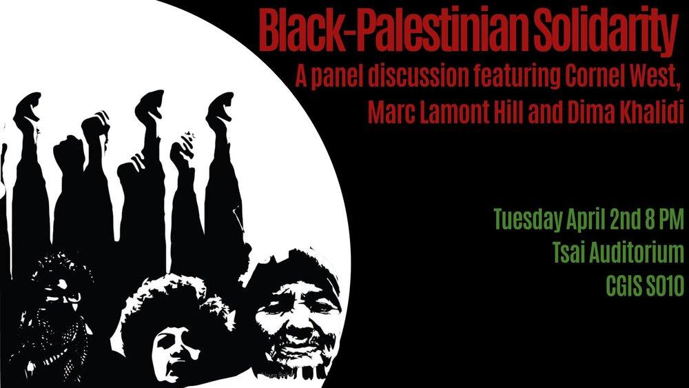 Harvard Black Palestinian Solidarity
